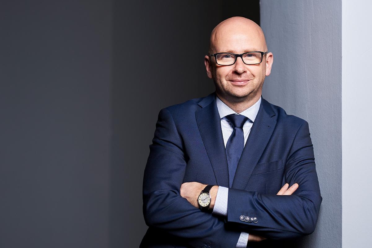 Markus Miko, Geschäftsführender Gesellschafter MODERATUM